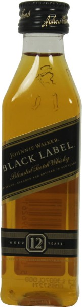 Johnnie Walker Black Label 5cl
