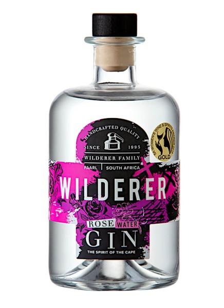 Wilderer Rose Water Gin 0,5 Liter