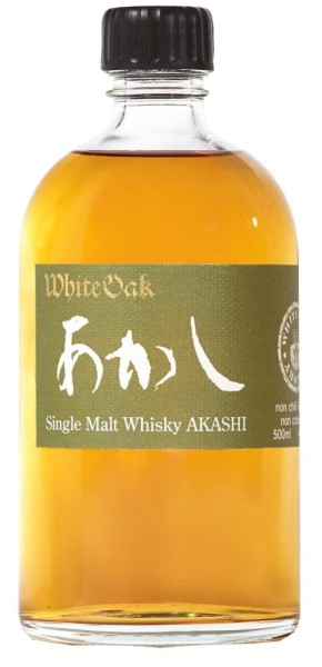 Akashi Whisky White Oak 0,5 Liter