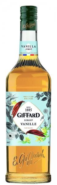 Giffard Vanille Sirup 1 l