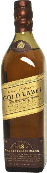 Johnnie Walker Gold Label 18YO 0,2l