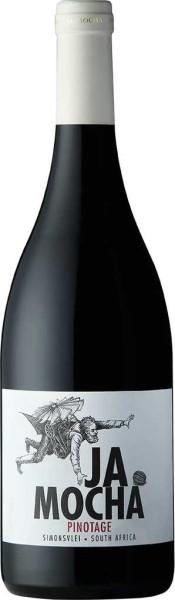 Simonsvlei Rotwein Ja-Mocha Pinotage 0,75l