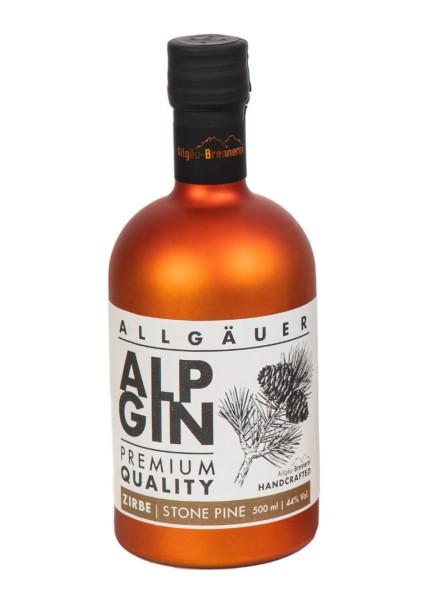 AlpGin Zirbe 0,5 Liter