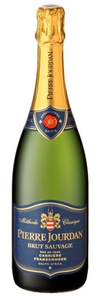 Pierre Jourdan Brut Sauvage Sparkling Wine 0,75l