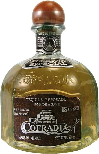 LA Cofradia Tequila Reposado