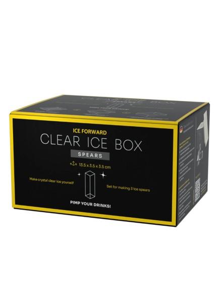 Ice Forward Clear Ice Box Spears
