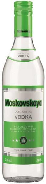 Moskovskaya Russischer Wodka 0,7l