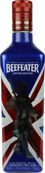 Beefeater London Dry Gin Limited Edition 0.7l