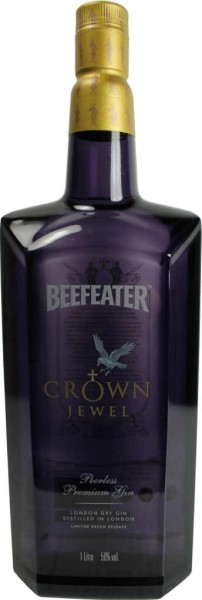 Beefeater London Dry Gin Crown Jewel 1l