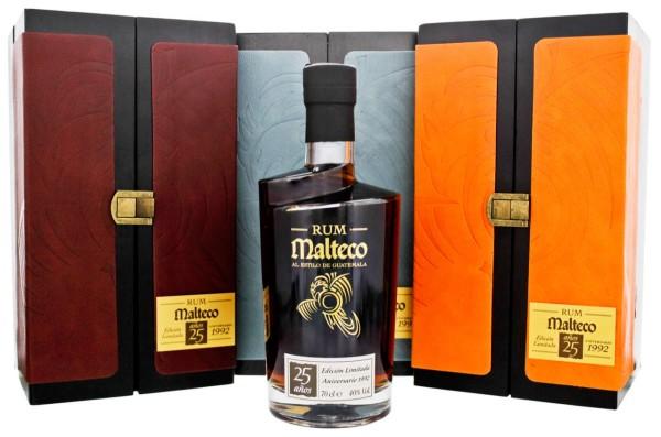 Malteco Rum 25 Jahre 0,7l