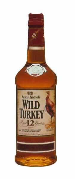 Wild Turkey Bourbon 12 yrs