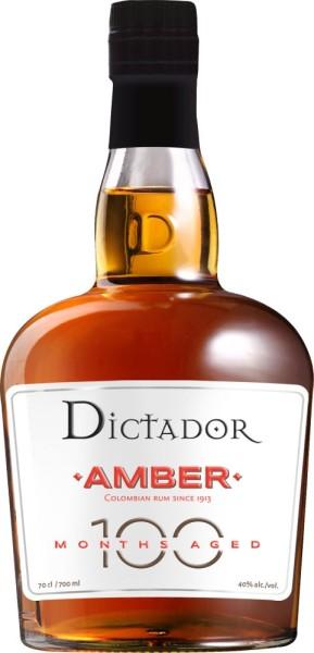Dictador Rum Amber 100 Months Aged 0,7l