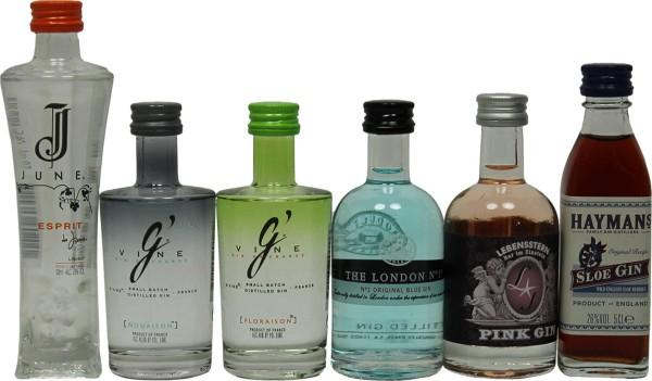 Gin Mini Set - The glamorous ones