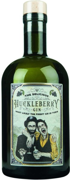Huckleberry Gin 0,5l