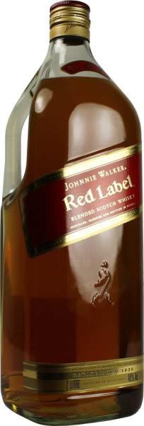 Johnnie Walker Whisky Red Label 2l
