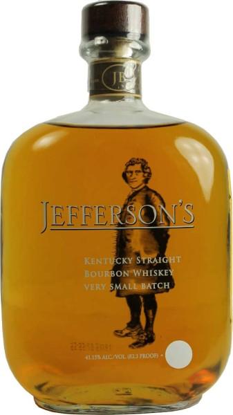Jeffersons Bourbon Whiskey 0,7l
