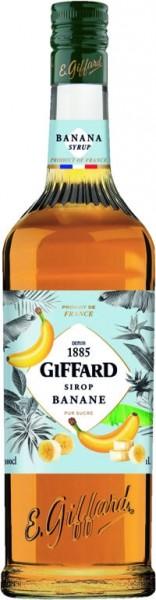 Giffard Bananen Sirup 1 l