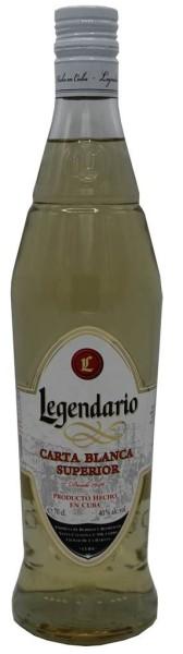 Legendario Rum Carta Blanca 0,7 l