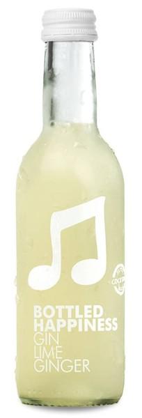 Bottled Cocktail Gin Lime Ginger