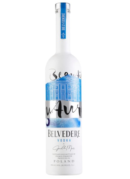 Belvedere Pure Vodka by Janelle Monae 0,7l