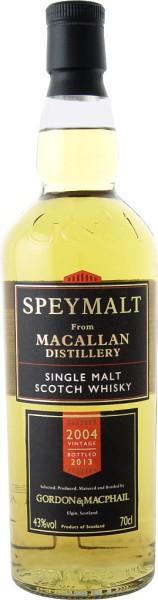Macallan 2004 Speymalt