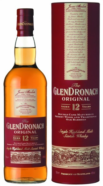 Glendronach Whisky 12 Jahre 0,7l