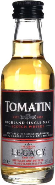 Tomatin Whisky Legacy Mini 5cl