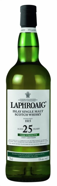 Laphroaig 25 yrs. 0,7 Liter
