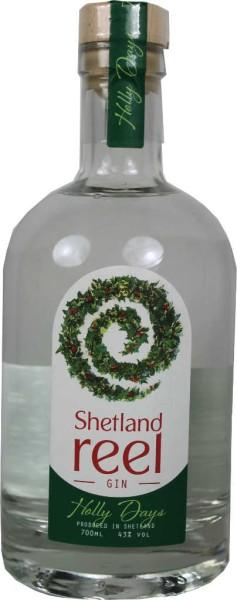 Shetland Reel Gin Holly Days 0,7l