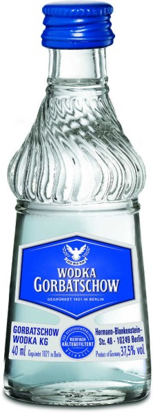 Gorbatschow Vodka Shot