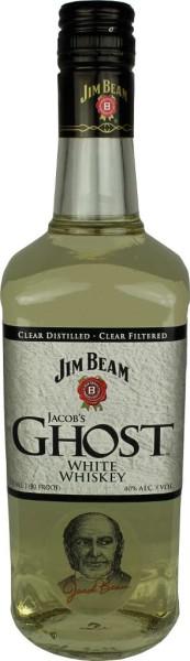 Jim Beam White Whiskey Jacobs Ghost 1l