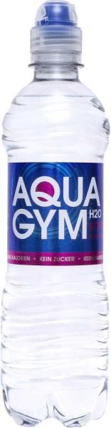 Aquagym Koffein-Wasser 0,5l PET