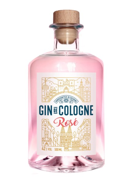 Gin de Cologne Rosé 0,5 Liter