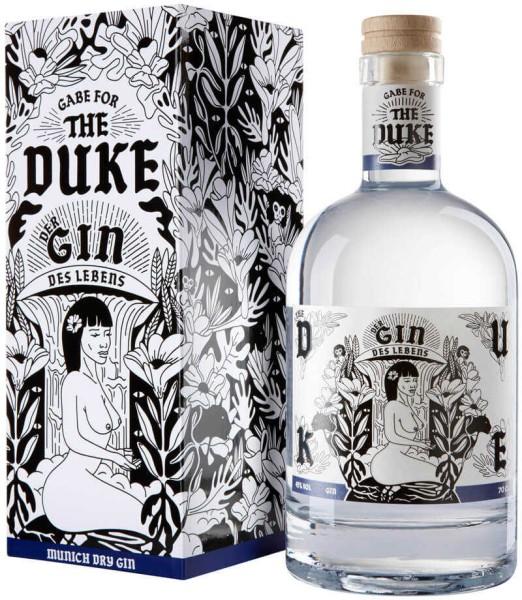 The Duke Gin Kunstedition Gin Des Lebens Frau 0,7 Liter