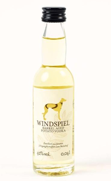 Windspiel Potato Vodka Barrel Aged Mini 4cl