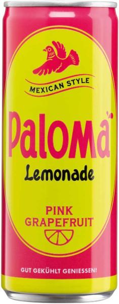 Paloma Pink Grapefruit Lemonade