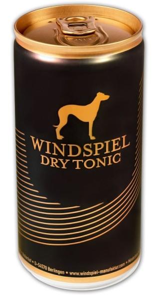 Windspiel Dry Tonic Water 0,2l Dose
