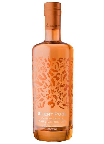 Silent Pool Rare Citrus Gin 0,7 Liter