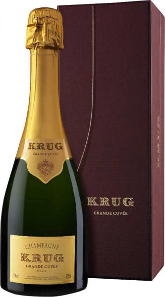 Krug Grande Cuvee Champagner