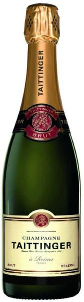 Taittinger Brut Reserve Champagner 0,375 l