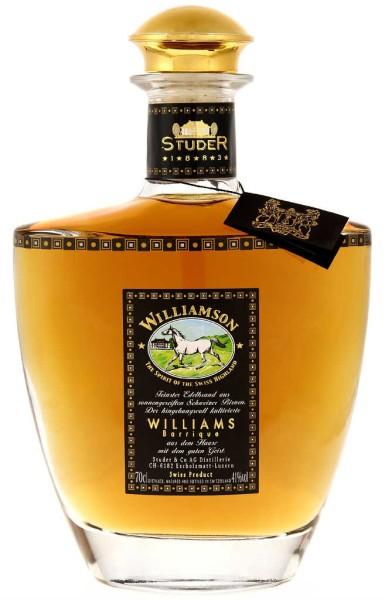 Studer Williamson Barrique Williamsbrand 0,7l