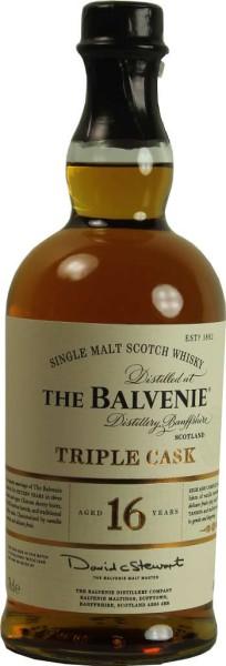 Balvenie Whisky Triple Cask 16 Jahre 0,7l