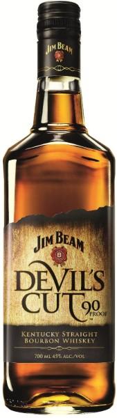 Jim Beam Devil`s Cut inkl. 2 Gläser