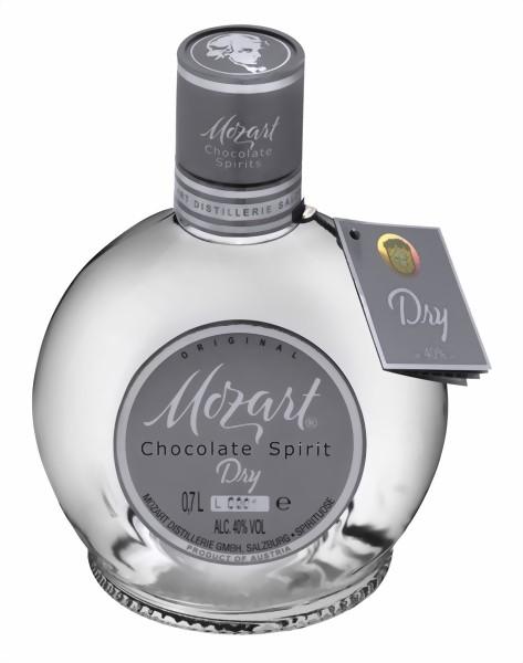 Mozart Dry Chocolate Spirit 0,7 l