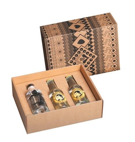 Goldberner Dry Gin Tonic Geschenkbox