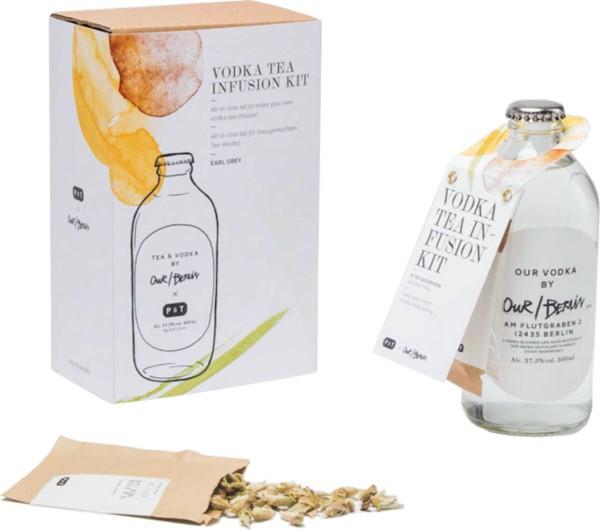 Our Berlin Vodka Golden Tea Infusion 0,35l