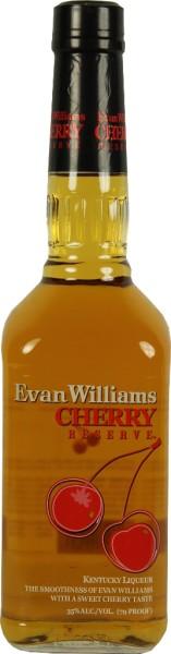 Evan Williams Cherry Reserve 0,7l