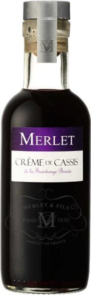 Merlet Creme de Cassis 0,2l