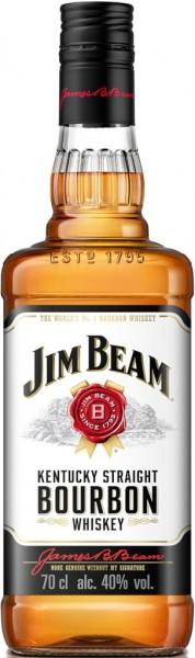 Jim Beam White Label 0,7 liter