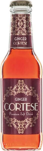 Cortese Premium Soft Drinks Ginger 0,2l